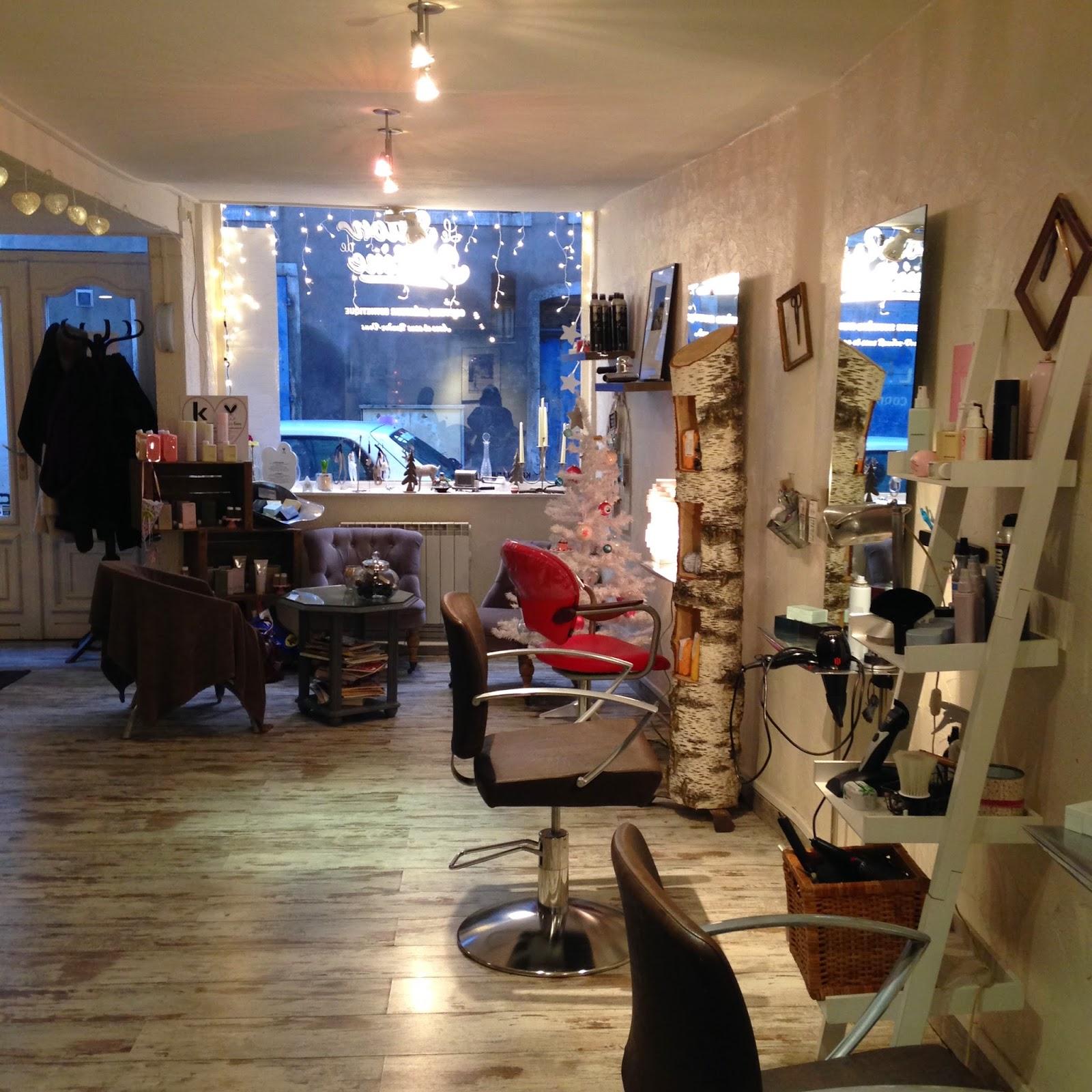 Le salon de justine mon coiffeur nanc ien for Salon de l habitat nancy