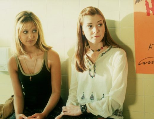 séries buffy