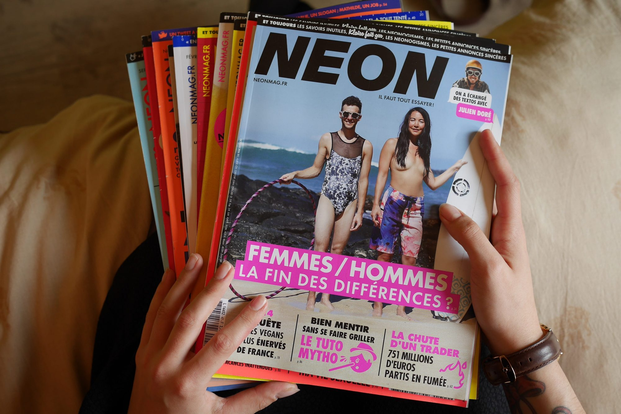 neon mag