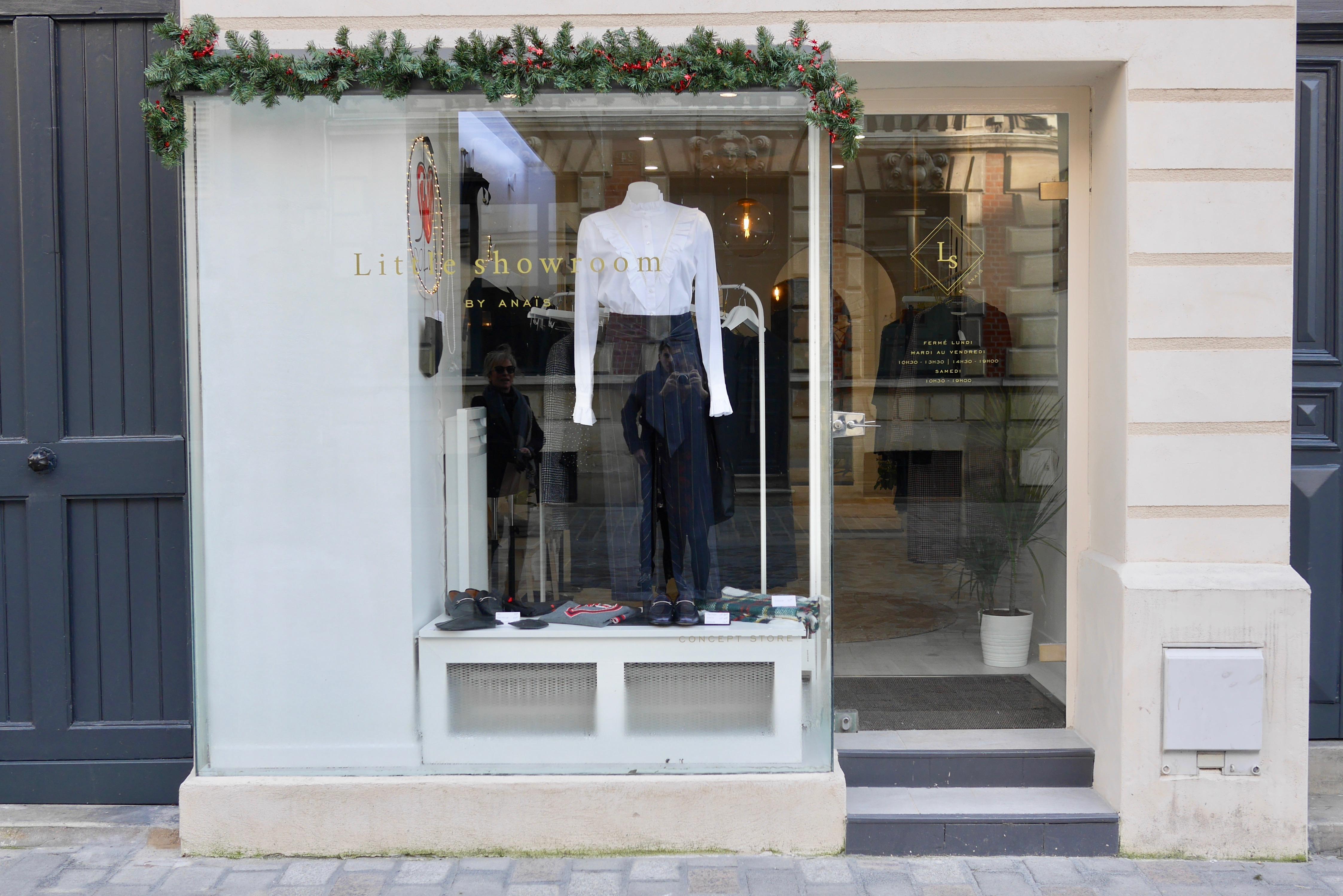 Little Showroom by Anaïs 33, rue de Chativesle 51100 Reims  Ouvert du mardi au vendredi de 10h30 à 13h30 et de 14h30 à 19 heures Le samedi de 10h30 à 19 heures  Instagram
