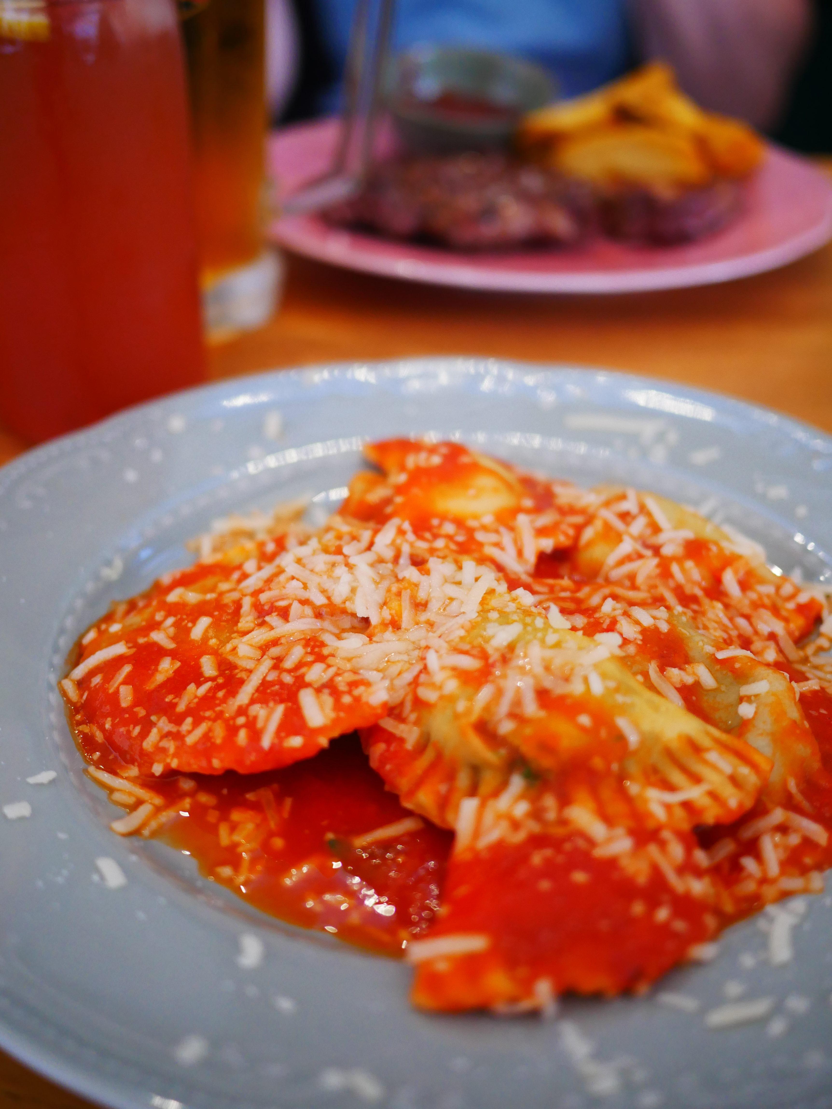 bepa split ravioli