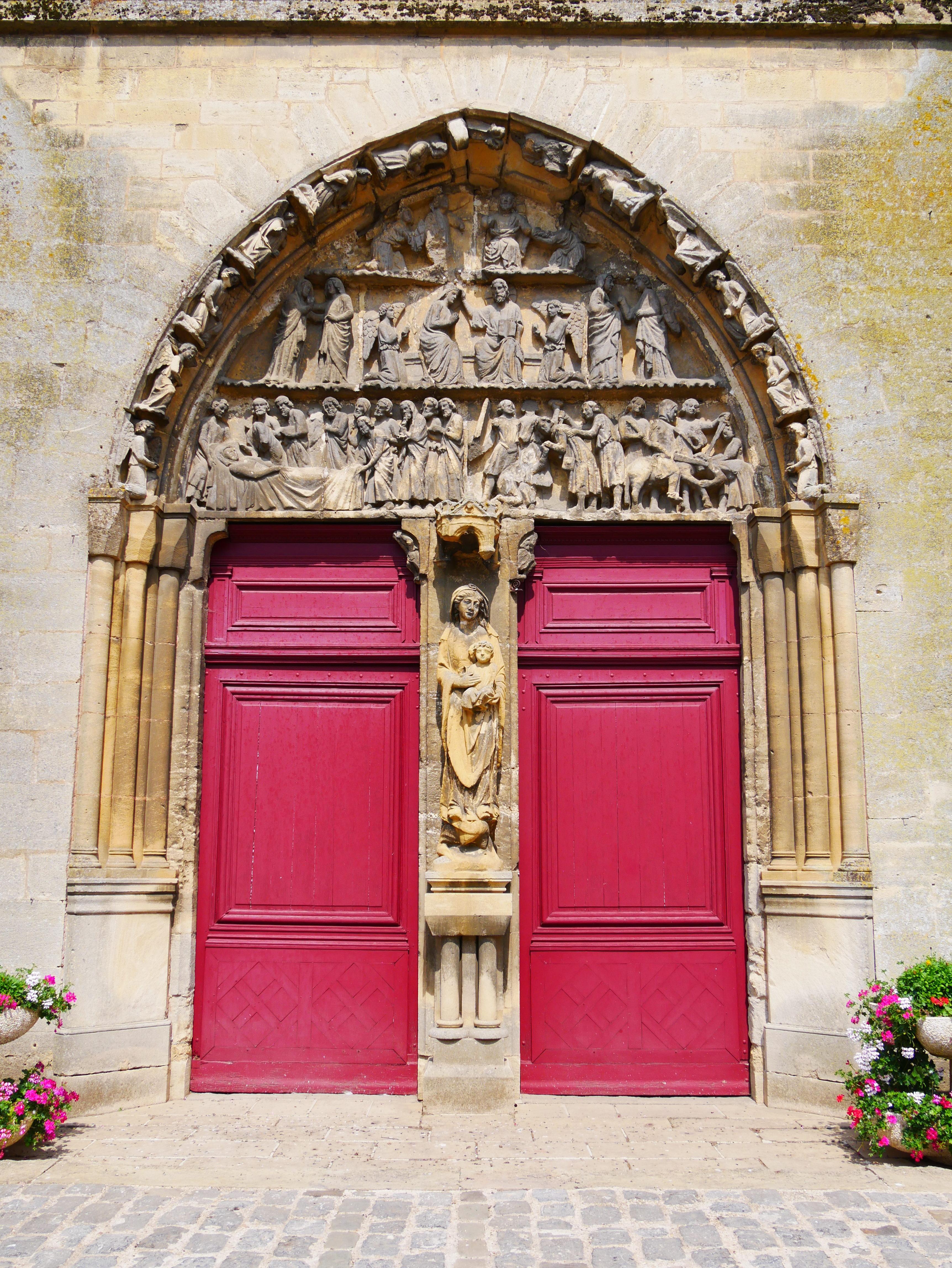 ardennes mouzon abbaye
