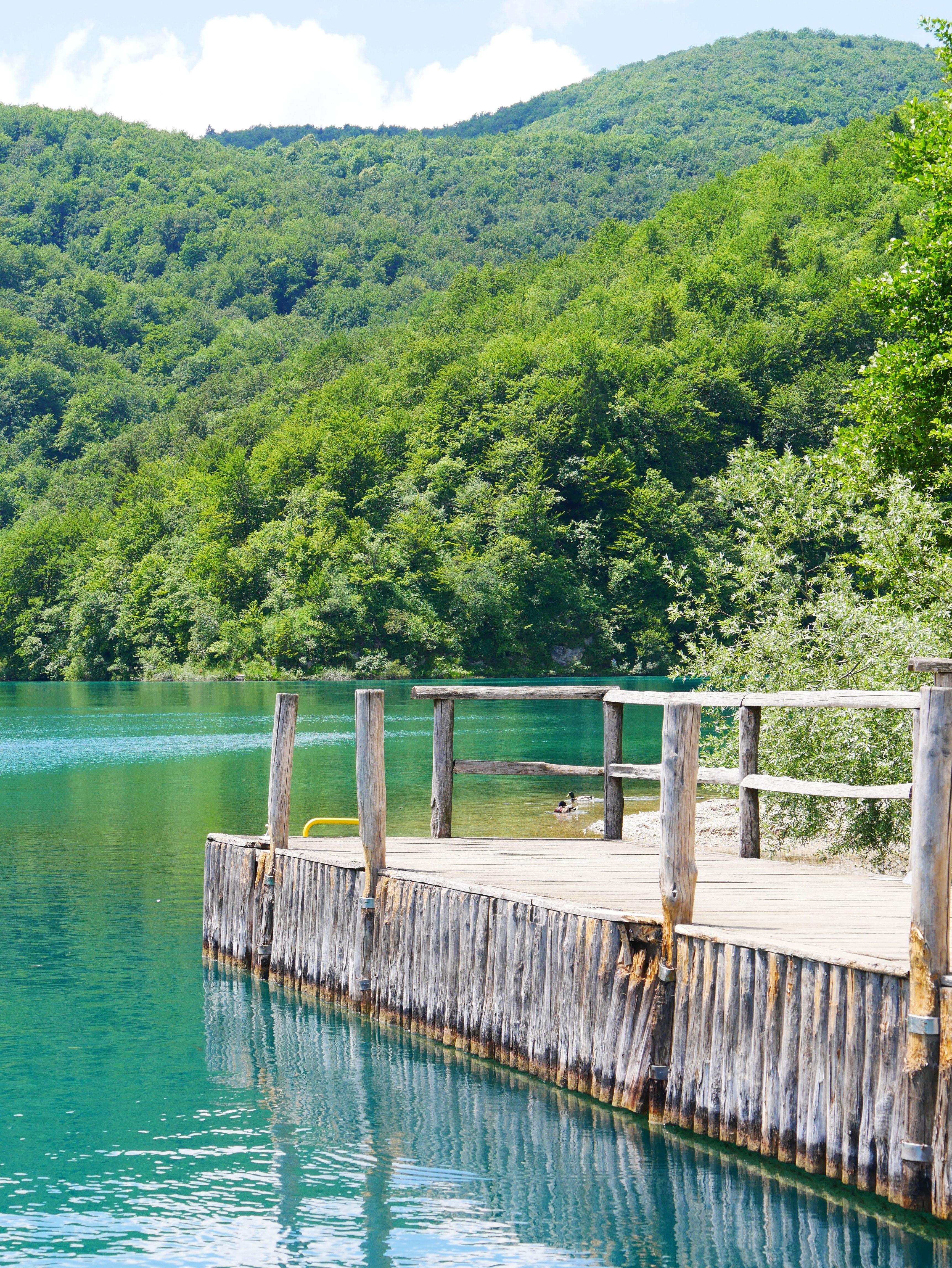 plitvice lacs croatie