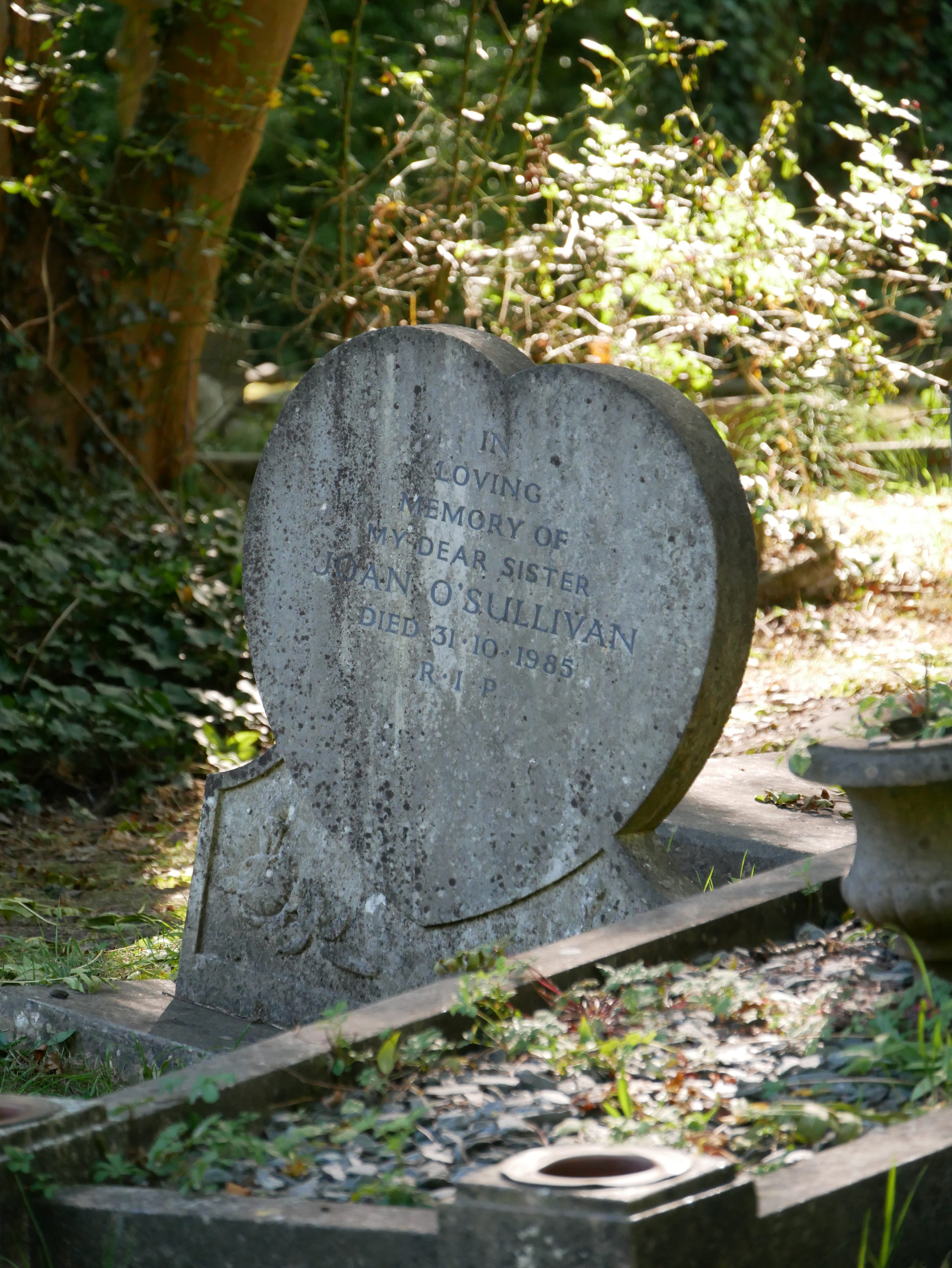 highgate cemetery londres