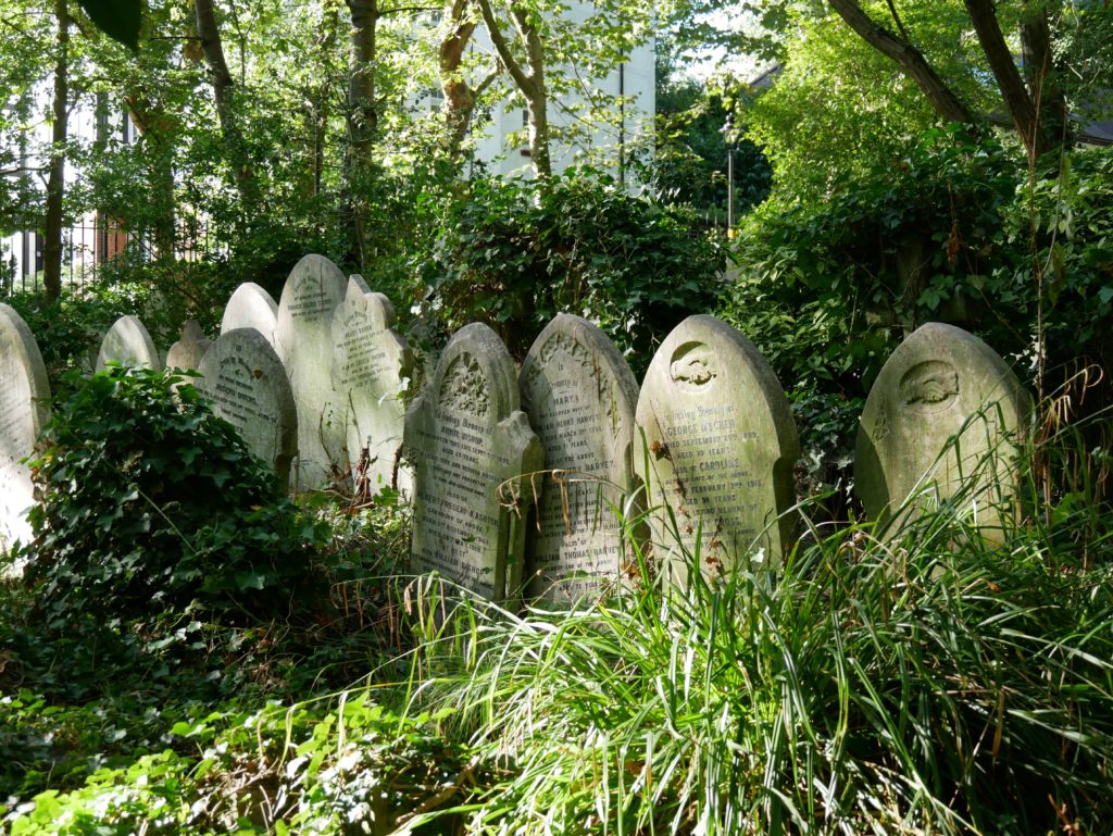 londres highgate cemetery
