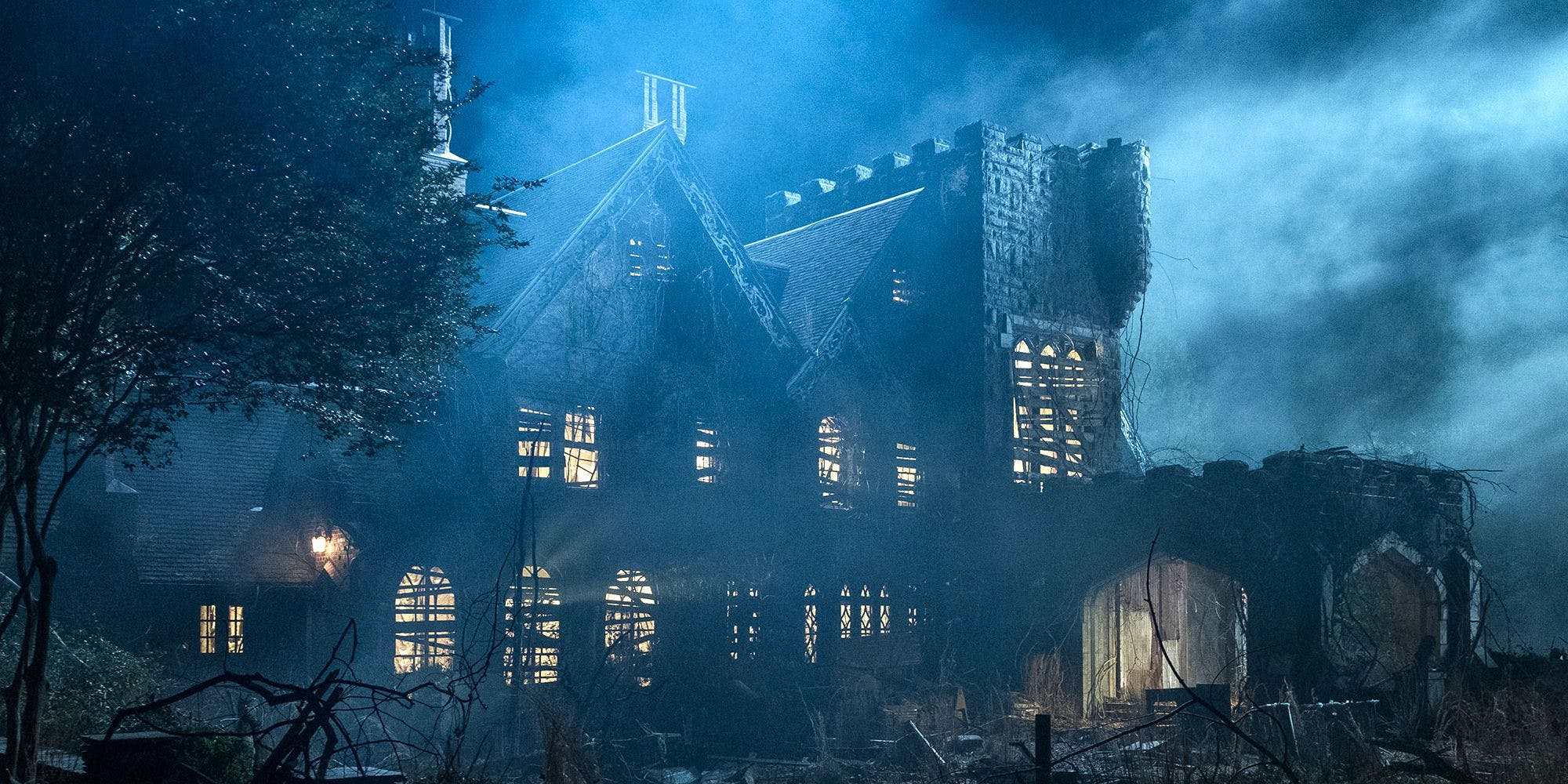 haunting oh hill house