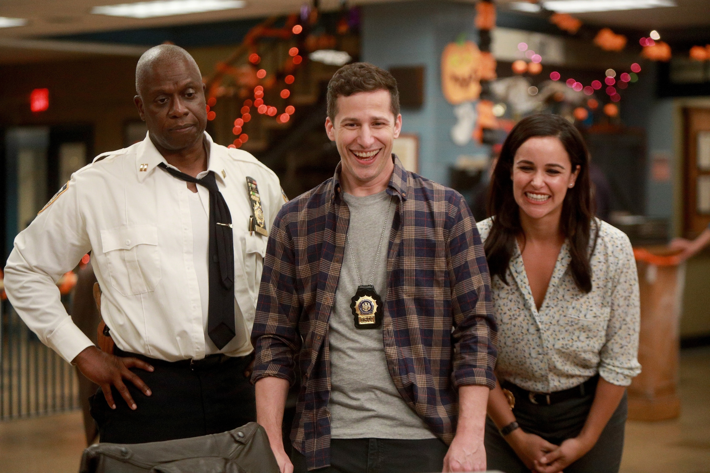 series brooklyn nine nine