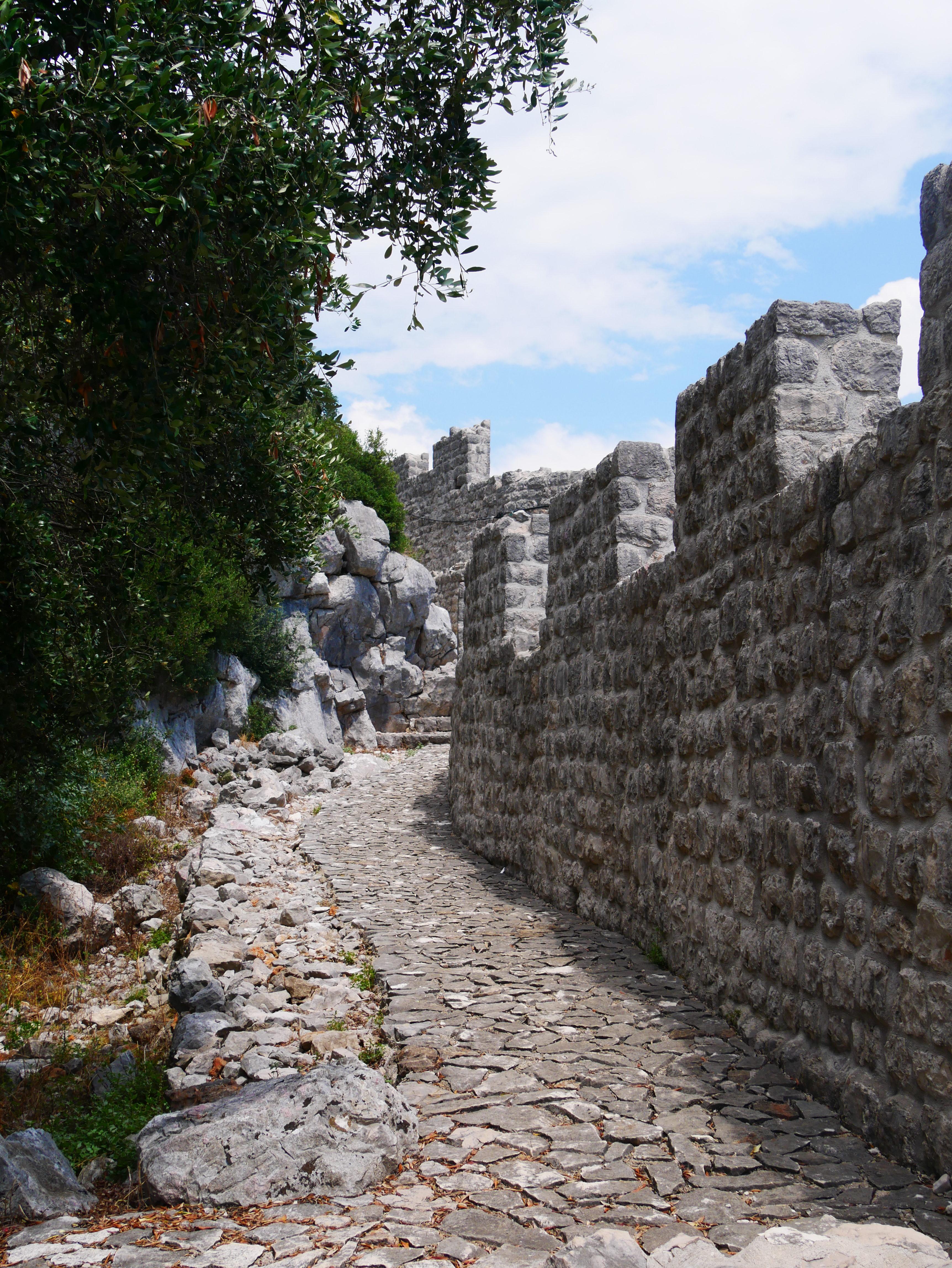 ston muraille croatie