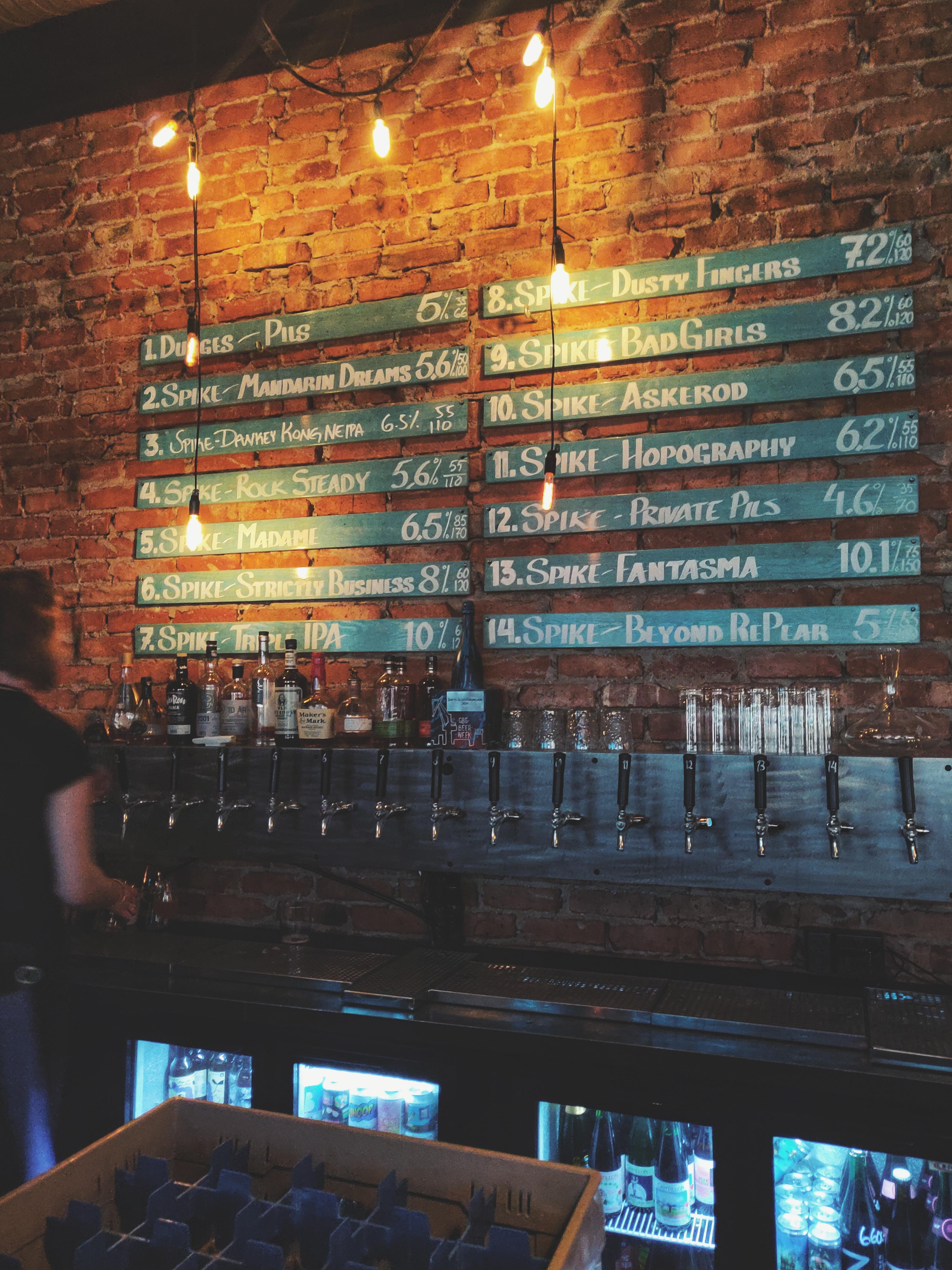 brewers beer bar goteborg