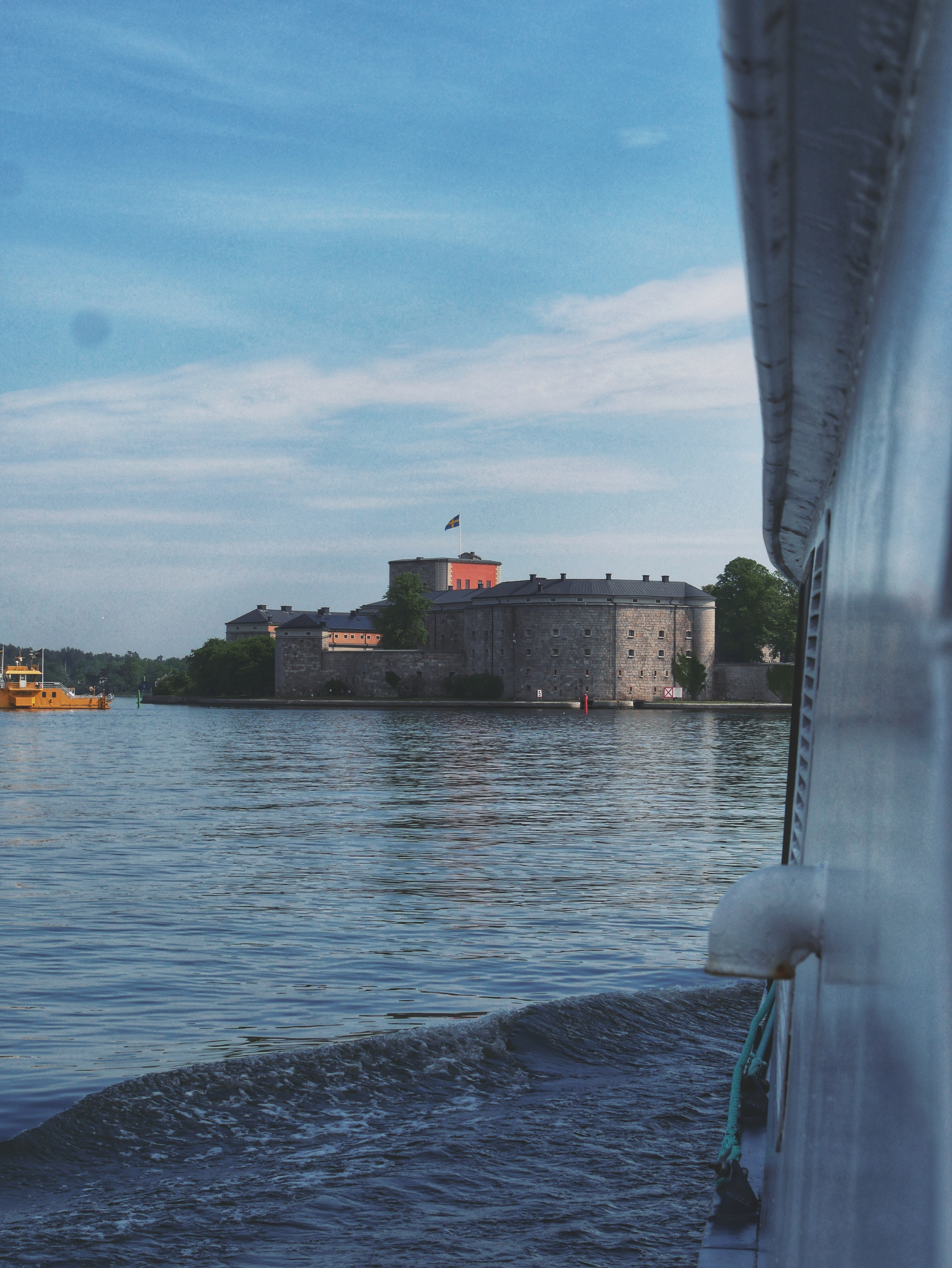 fort vaxholm