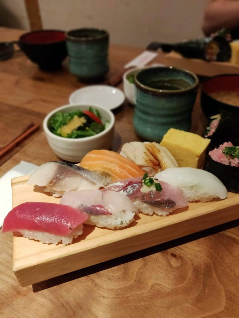 tokyo itamae sushi