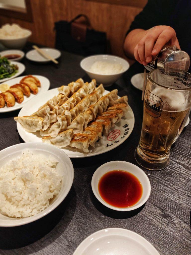 shibuya gyoza