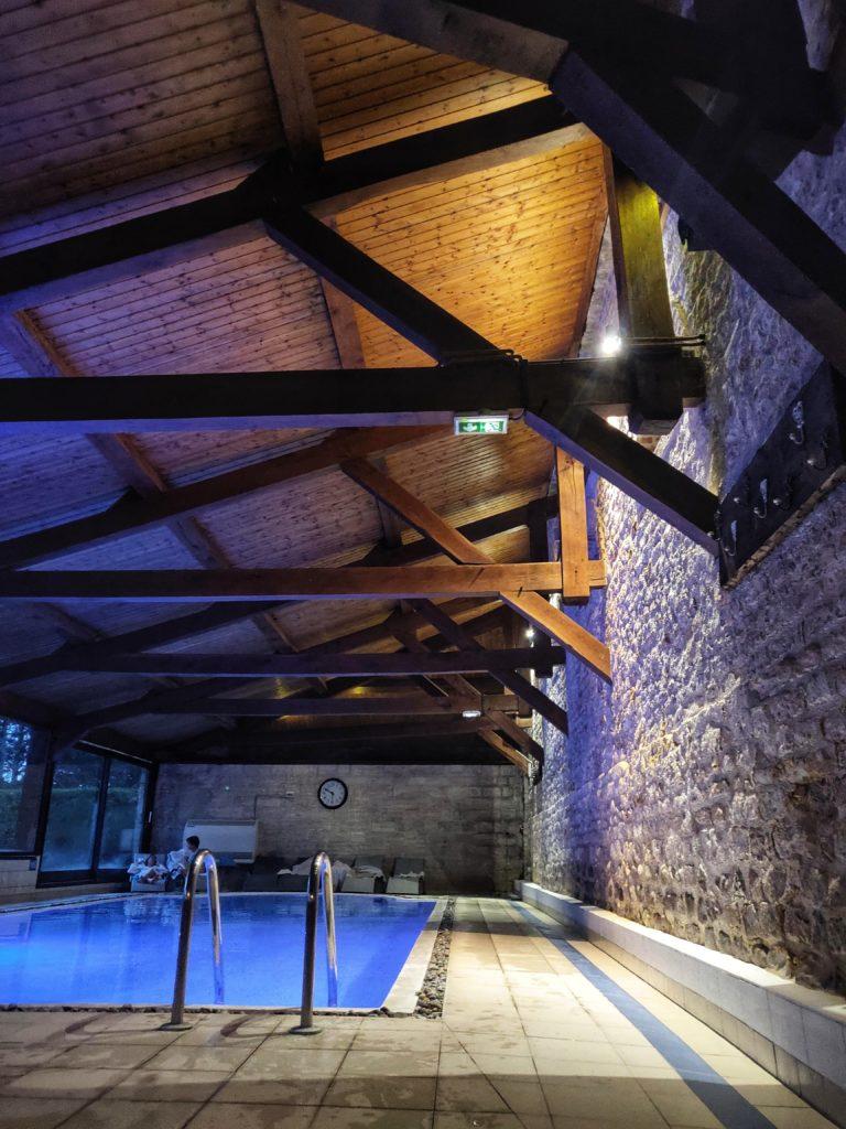 domaine barive piscine
