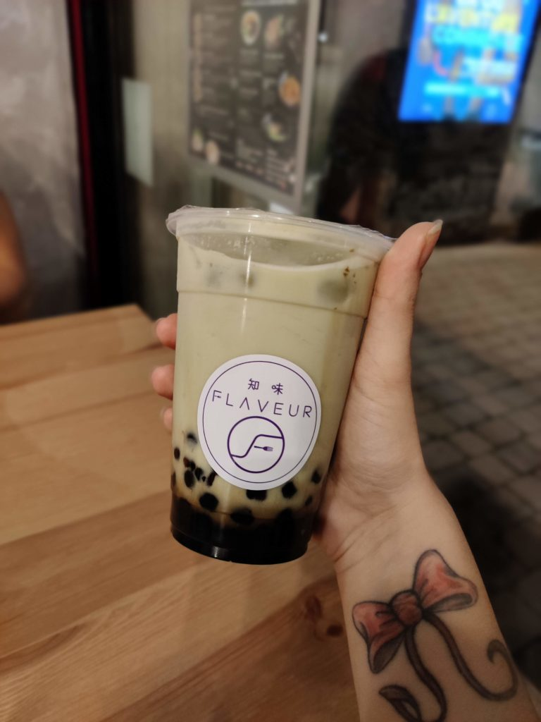 flaveur reims bubble tea