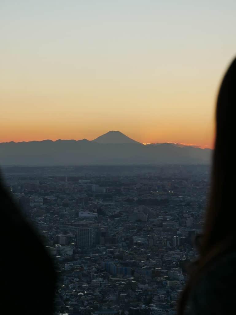 mont fuji tokyo