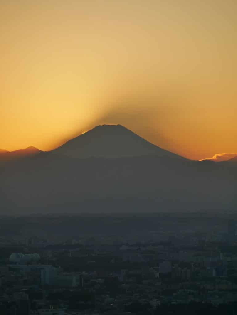 tokyo mont fuji